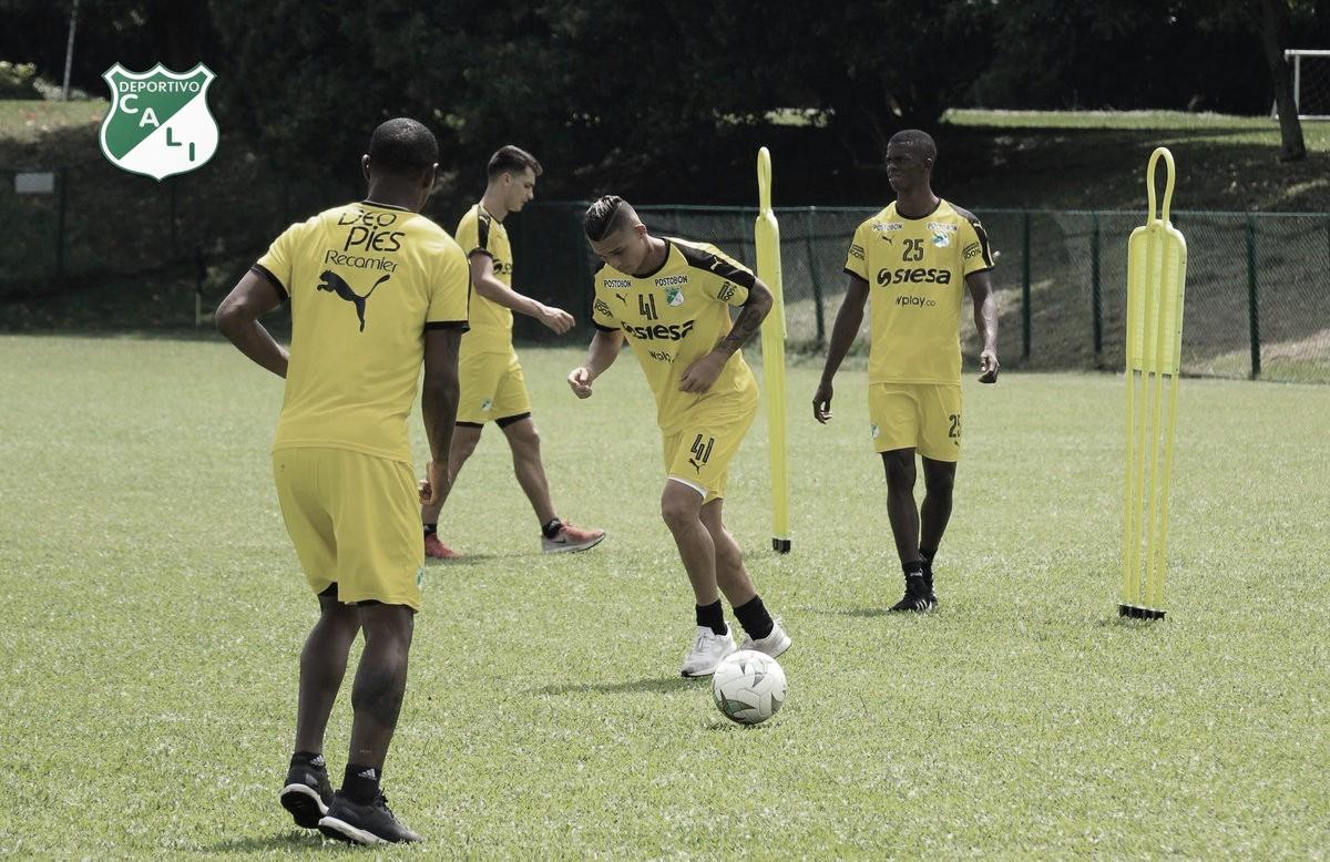 La nómina con la que Deportivo Cali quiere dar el golpe en el Atanasio ante Nacional