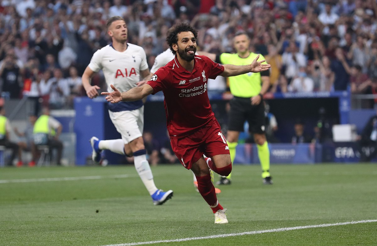 Finale di Champions League - Il Liverpool è campione d'Europa: 2-0 sul Tottenham