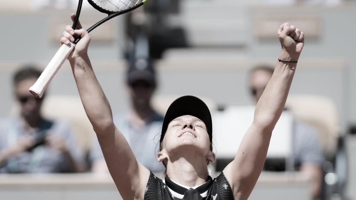Halep atropela Tsurenko e avança às oitavas em Roland Garros