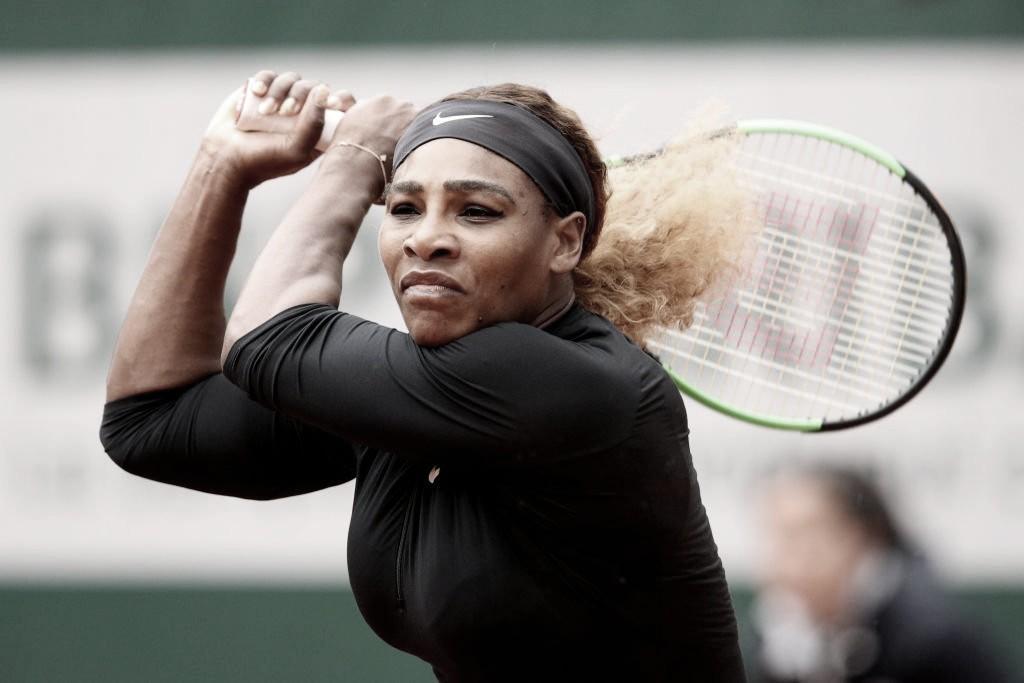 Serena passa com tranquilidade por Nara e avança em Roland Garros