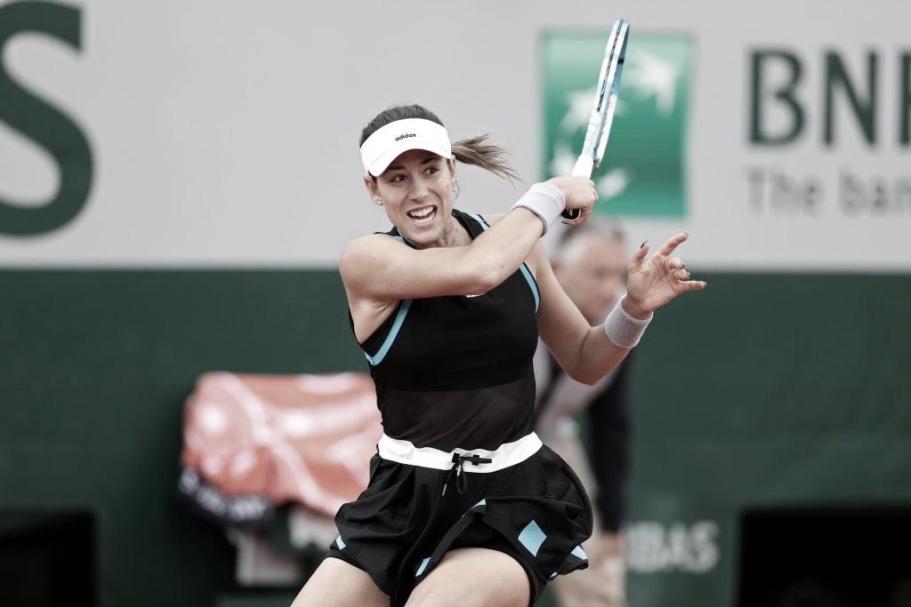 Muguruza brilha, passa por Svitolina e avança em Roland Garros