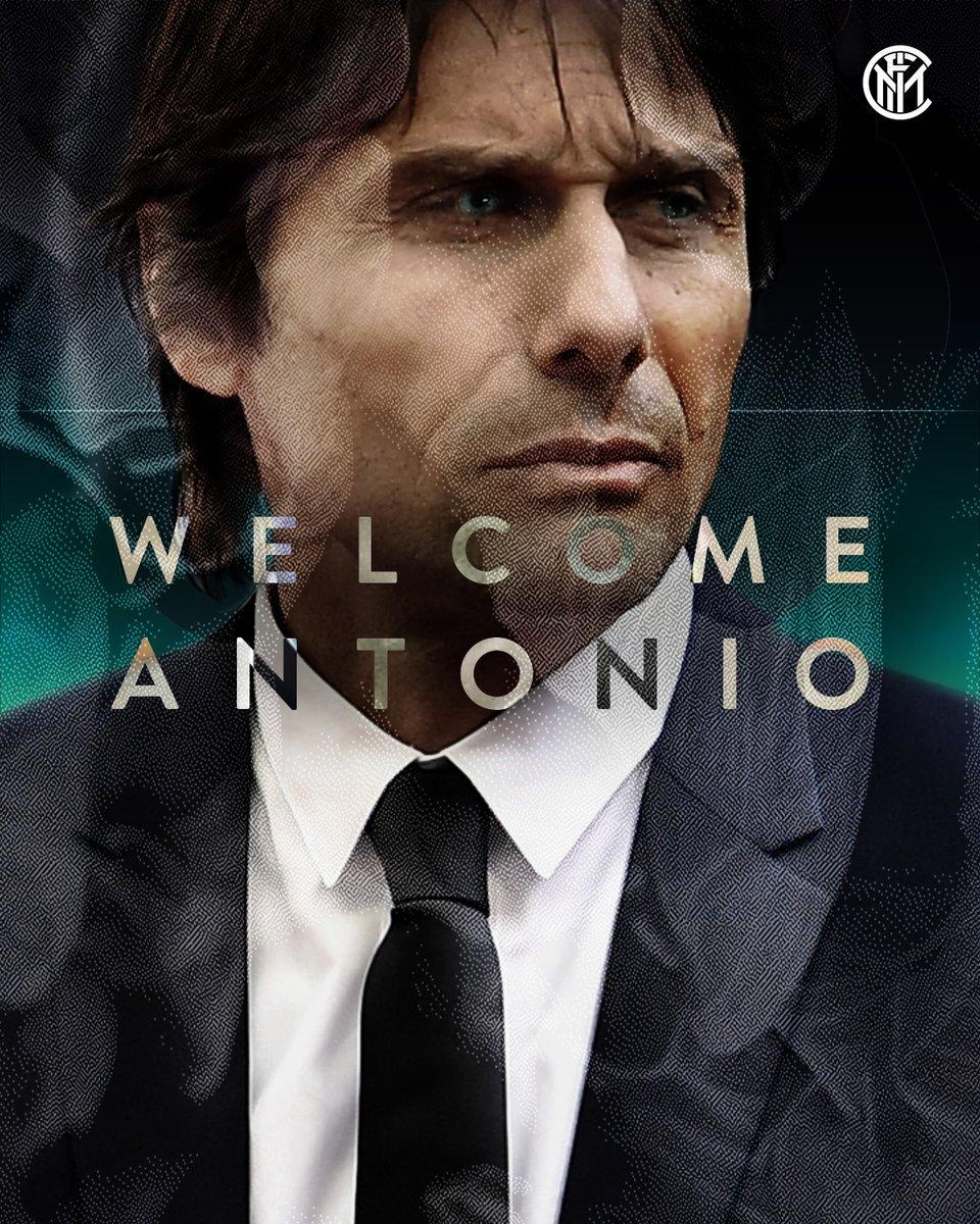 """Inter, la prima conferenza di Antonio Conte: """"Prometto ai tifosi che daremo tutto noi stessi, vogliamo raggiungere obiettivi importanti"""""""