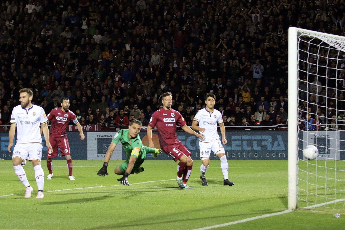 Serie B - Diaw stende il Verona: vince il Cittadella 2-0