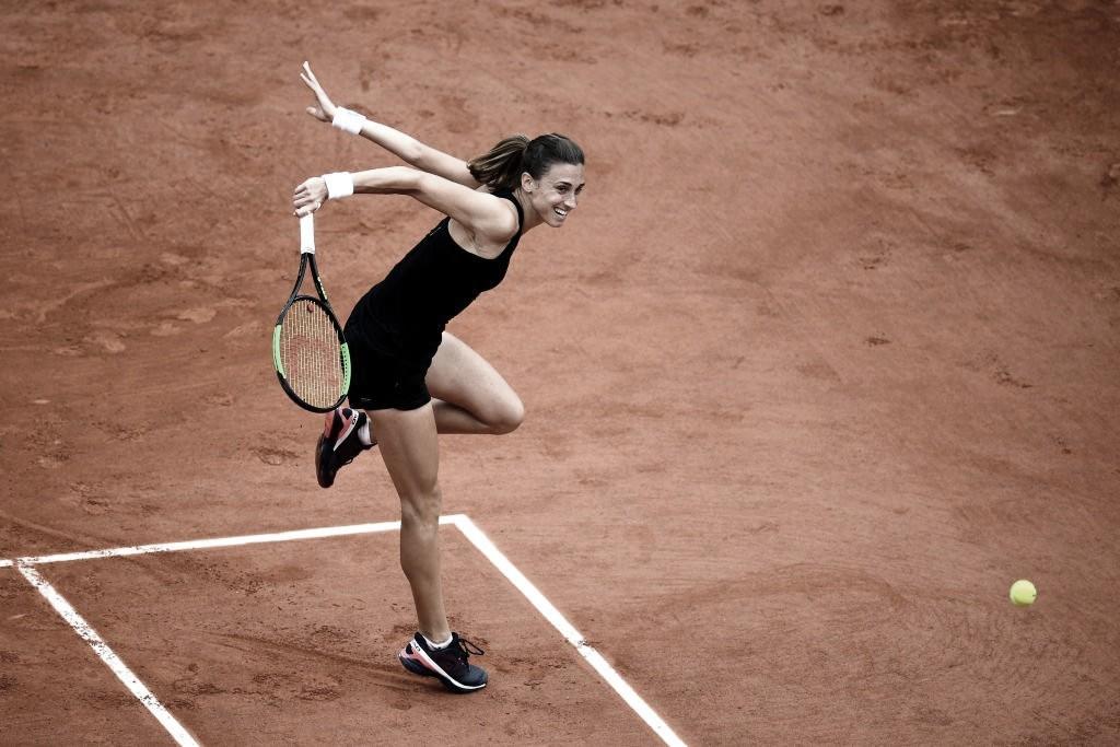 Martic conquista maior vitória na carreira e elimina Pliskova de Roland Garros