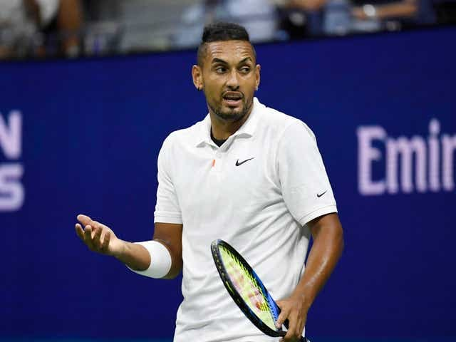 "Nick Kyrgios says his career is ""too far gone"" to hire another coach"