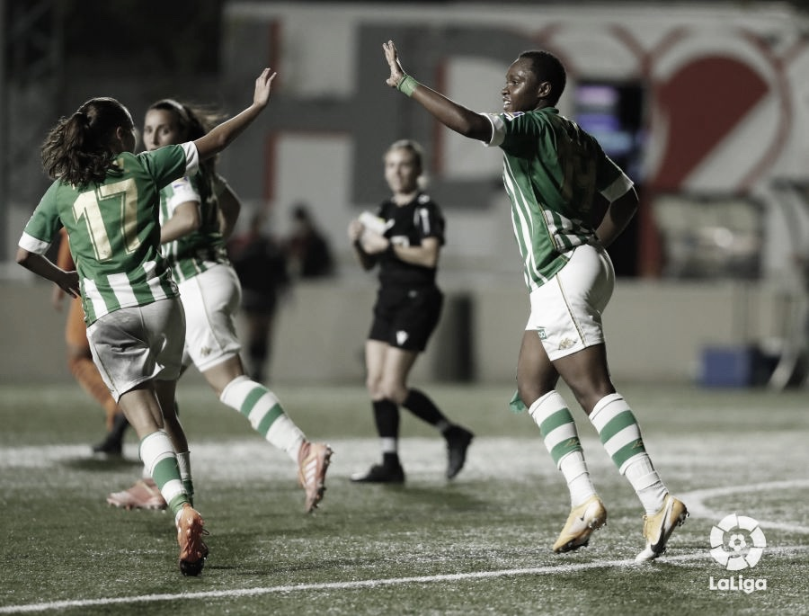Betis Féminas - Valencia: a base de fe