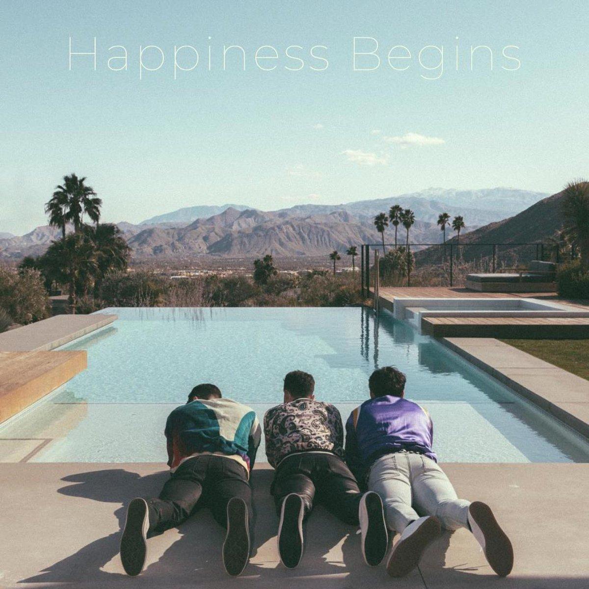 Los Jonas Brothers actuarán en España en febrero