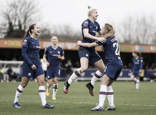 Chelsea adapta treinos para o elenco feminino de acordo com ciclo menstrual das atletas