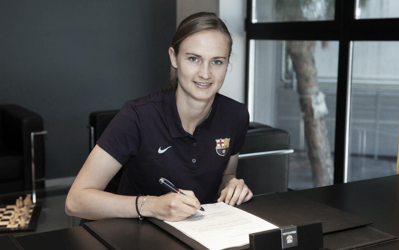 Caroline Graham ficha por el FC Barcelona