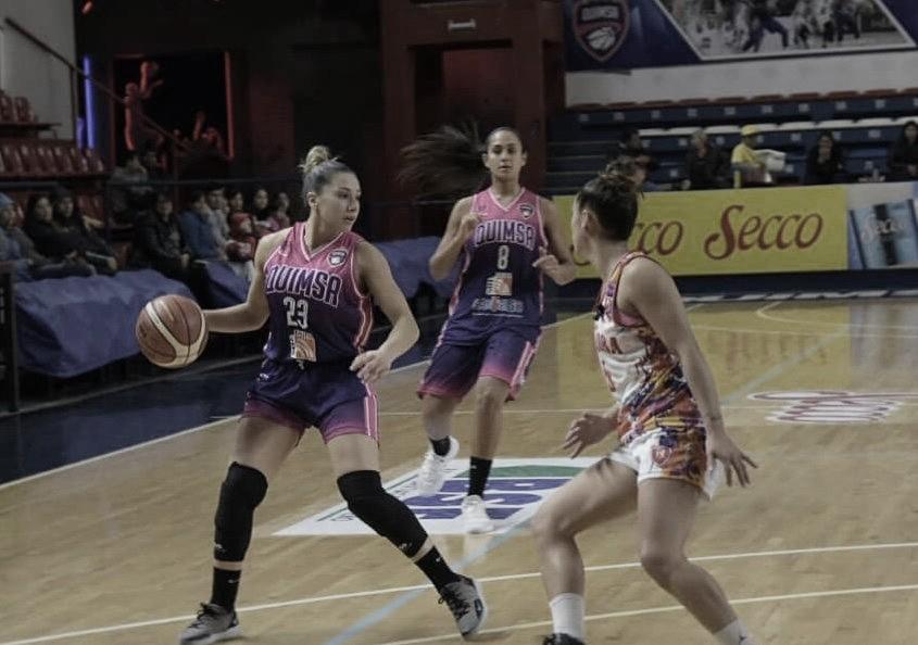 Liga Femenina: Debut y victoria para Quimsa