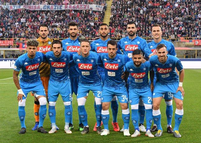 """Un Napoli bello a metà perde in extremis contro il Bologna: 3-2 il risultato al """"Dall'Ara"""""""