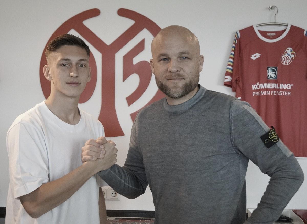 Mainz assina com jovem Jonathan Meier, ex-Bayern, até 2022