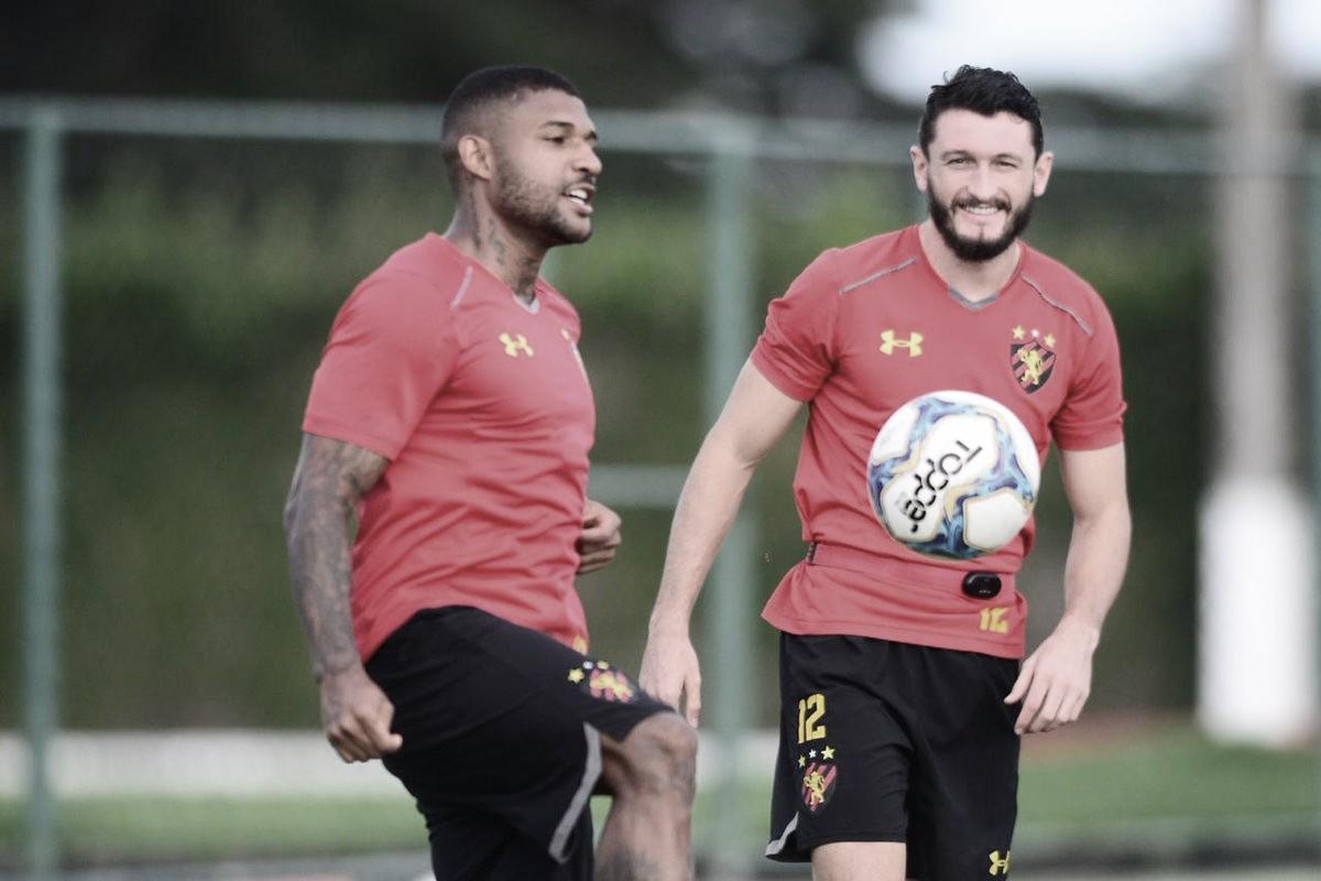Sport desafia invencibilidade do Londrina na Série B