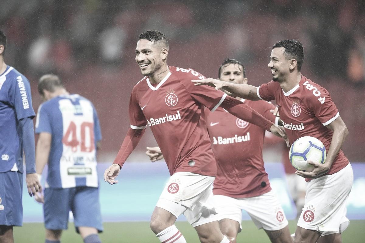 Quase lá! Internacional derrota Paysandu e leva vantagem para o duelo de volta da Copa do Brasil