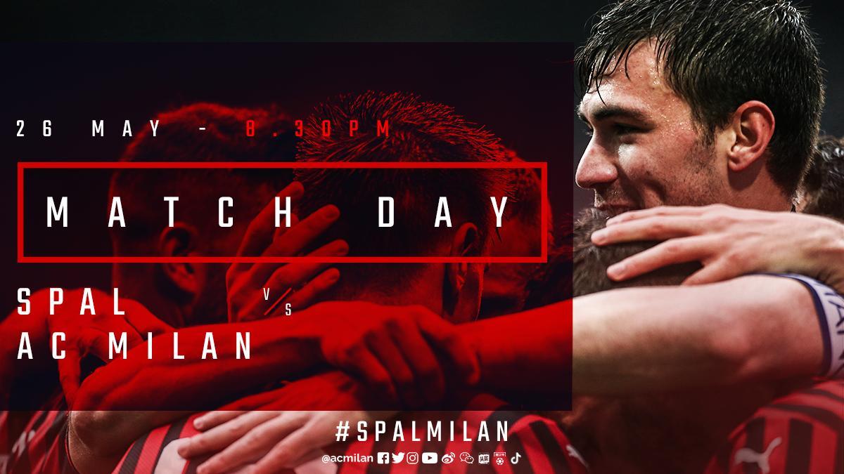 Milan, ci siamo: vinci contro la Spal e poi spera