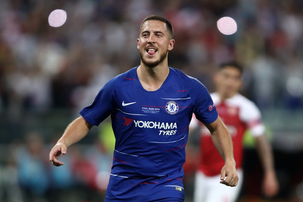 Il Chelsea vince l'Europa League: demolito l'Arsenal 4-1
