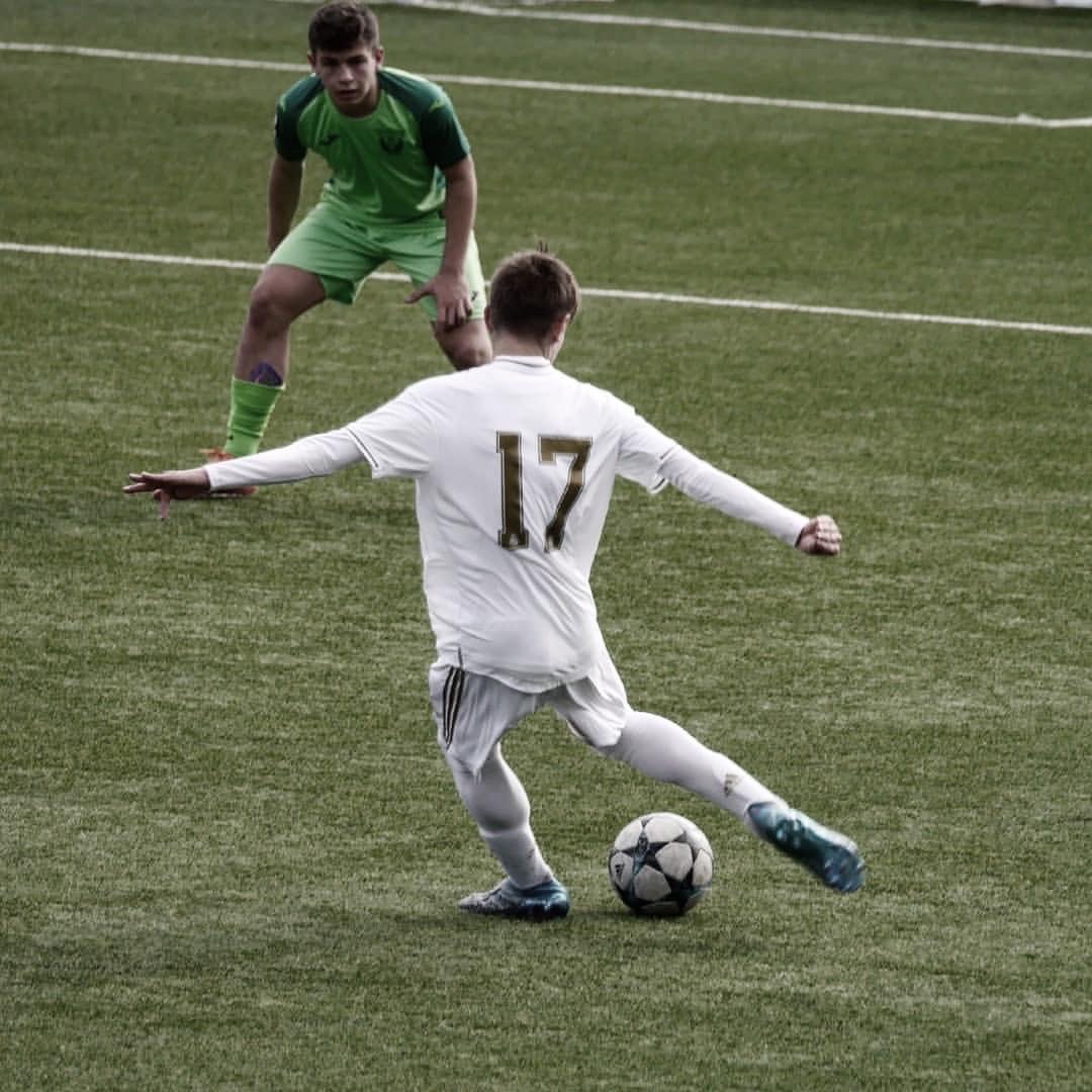Javi Romano se despide del Real Madrid y firma con el Cádiz CF