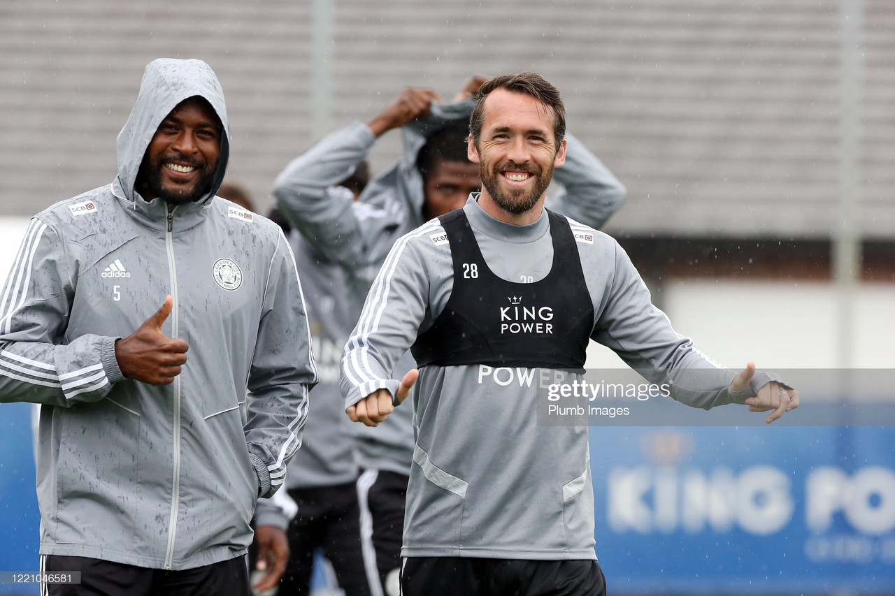 Trio to leave Leicester City at the end of the season