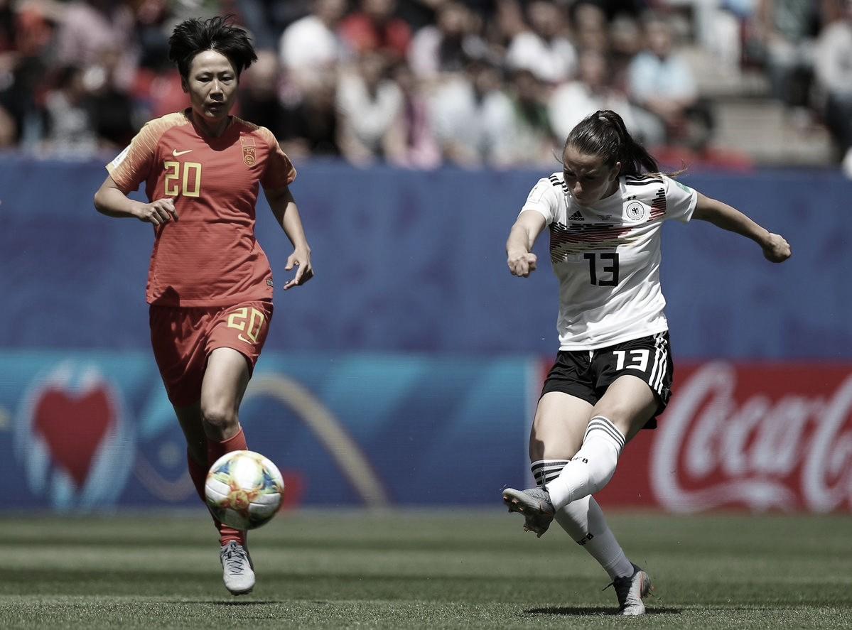 Jogo brasil e china futebol feminino