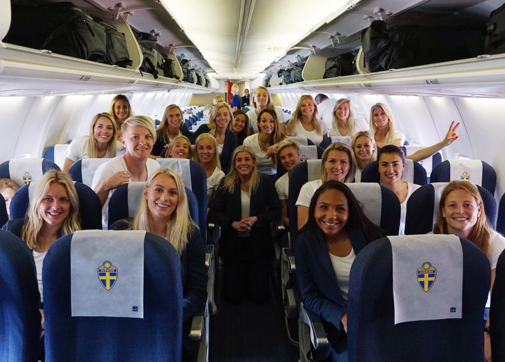 2019 FIFA Women's World Cup Preview: Sweden