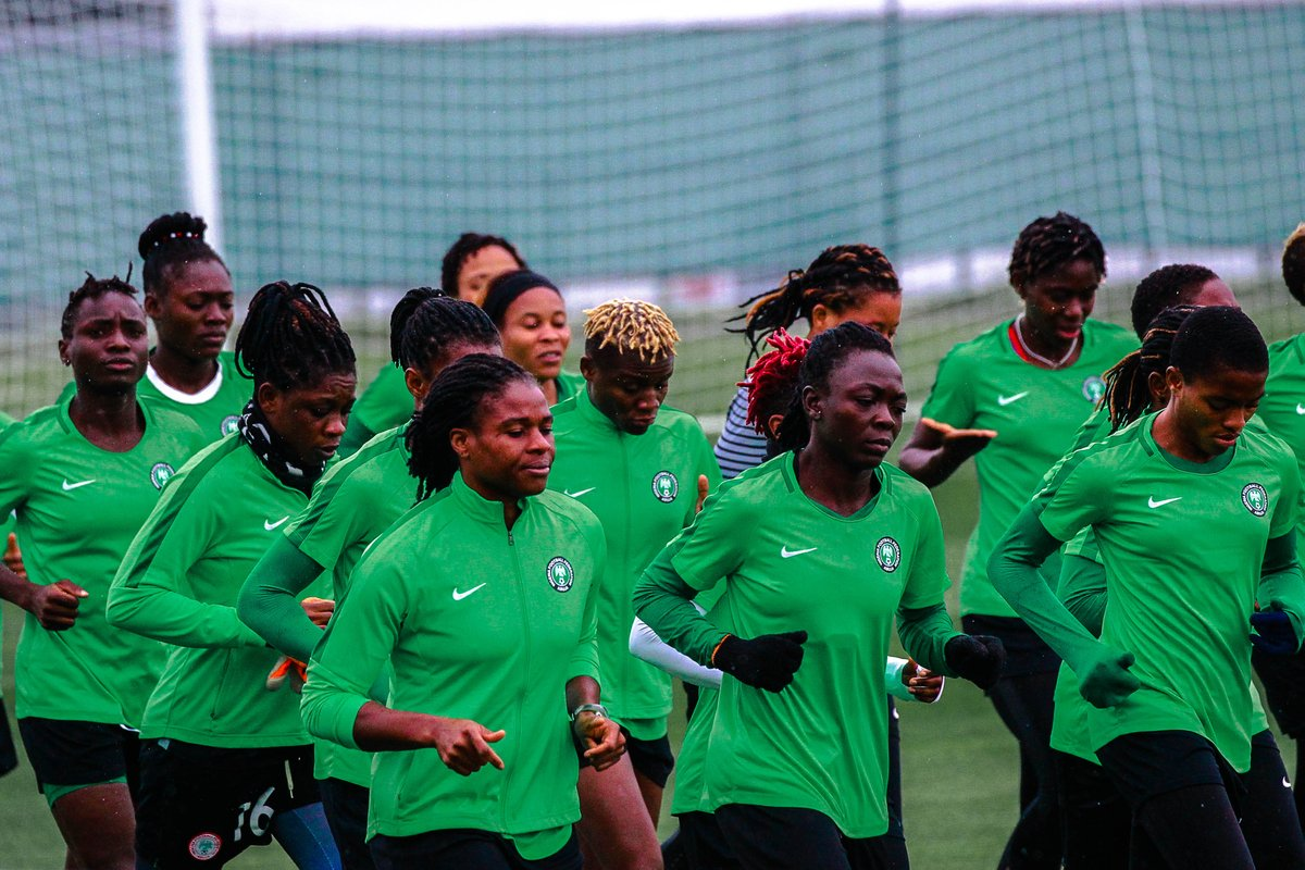 2019 FIFA Women's World Cup Preview: Nigeria