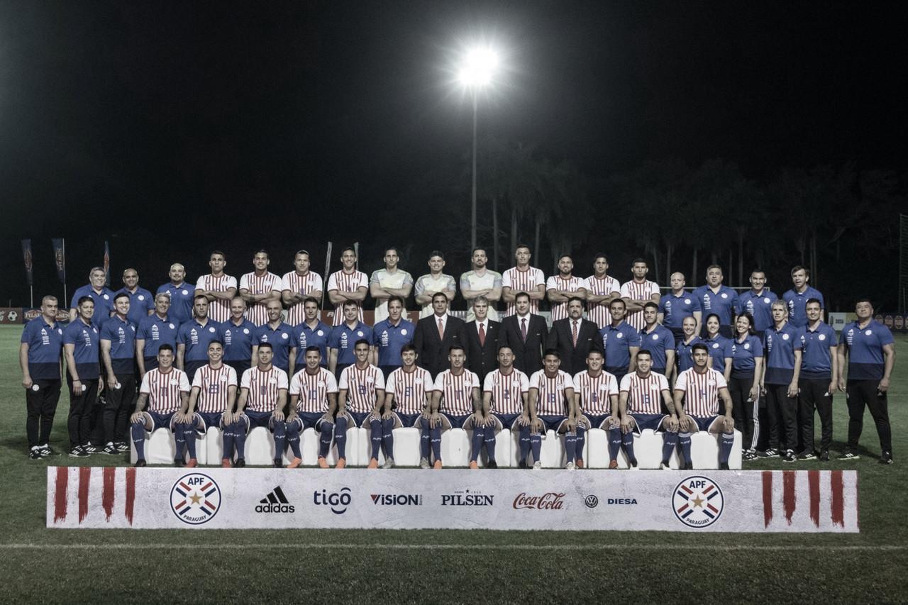 Guia VAVEL da Copa América 2019: Paraguai