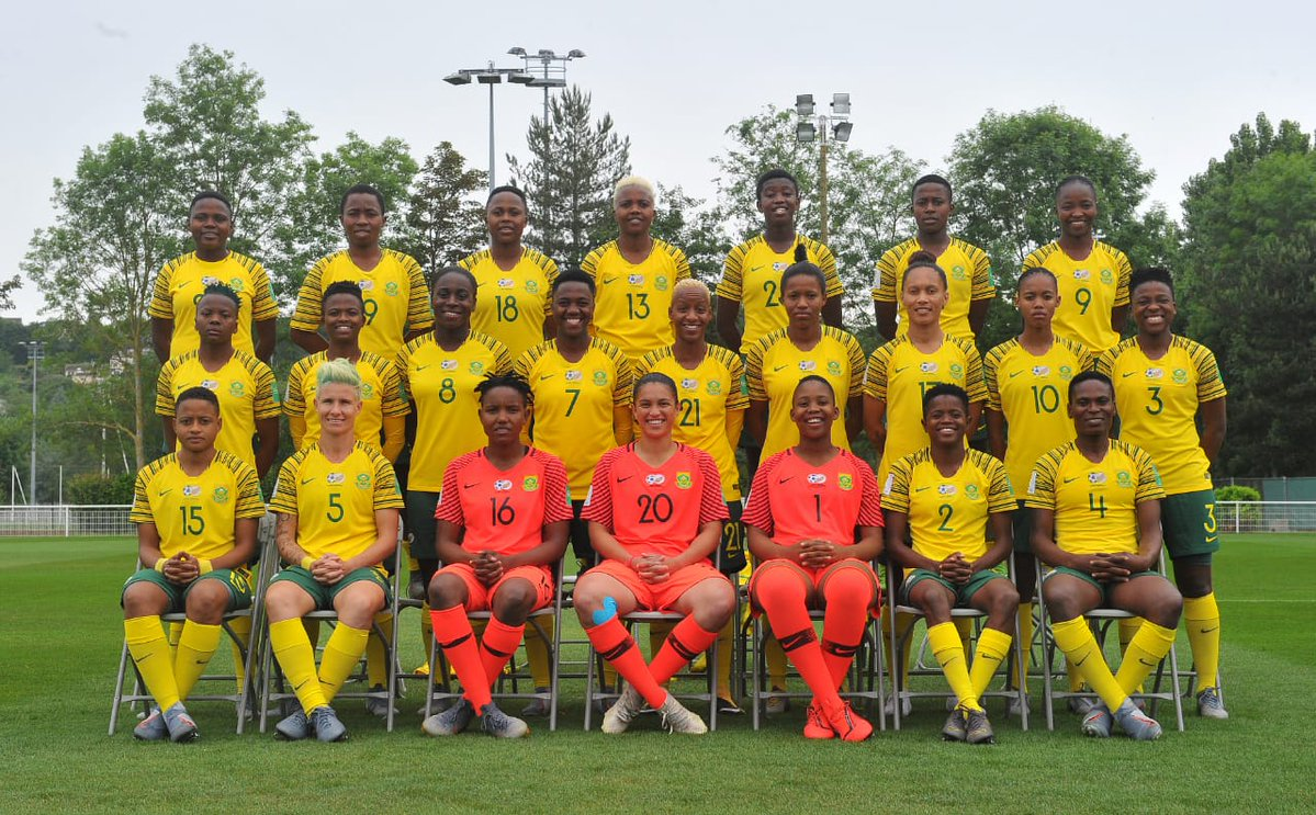 2019 FIFA Women's World Cup Preview: South Africa