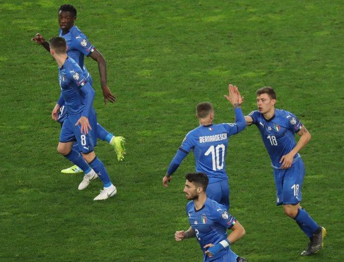 Euro 2020 - Italia: contro la Grecia una vittoria per ingranare la marcia