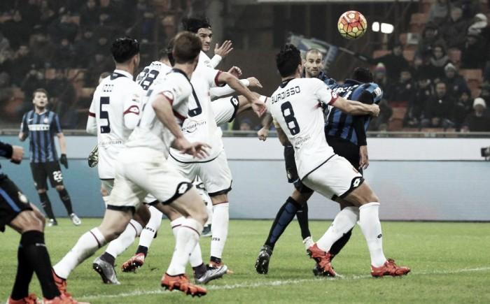 Risultato Inter 2-0 Genoa in Serie A Tim 2016/17: Doppietta Brozovic