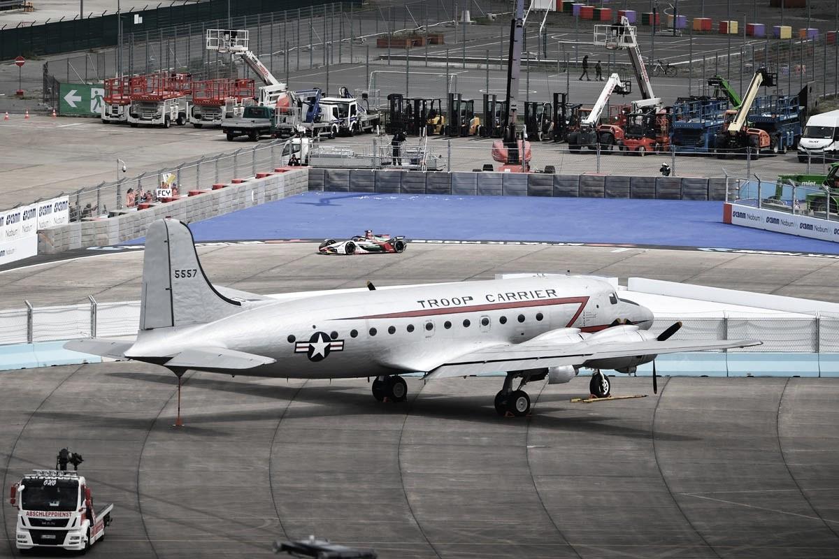 Equipes da Fórmula E usam traçado reverso de Berlim em simuladores