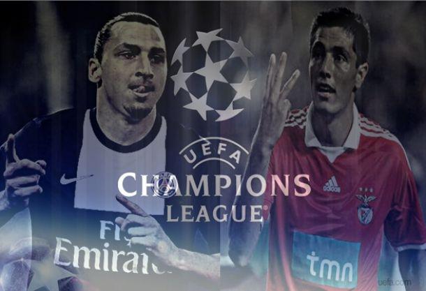 Paris Saint-Germain - SL Benfica, directo