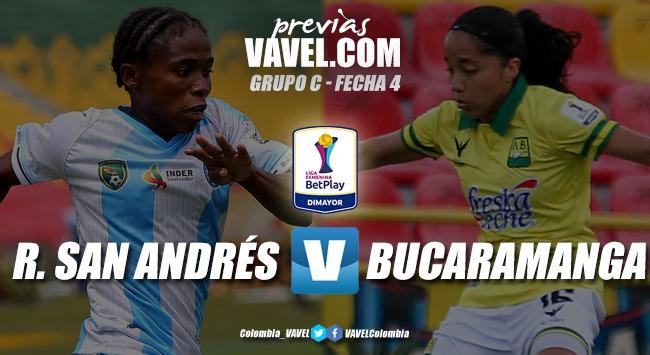 Previa Real San Andrés vs Atlético Bucaramanga: el segundo y último episodio del clásico busca un vencedor