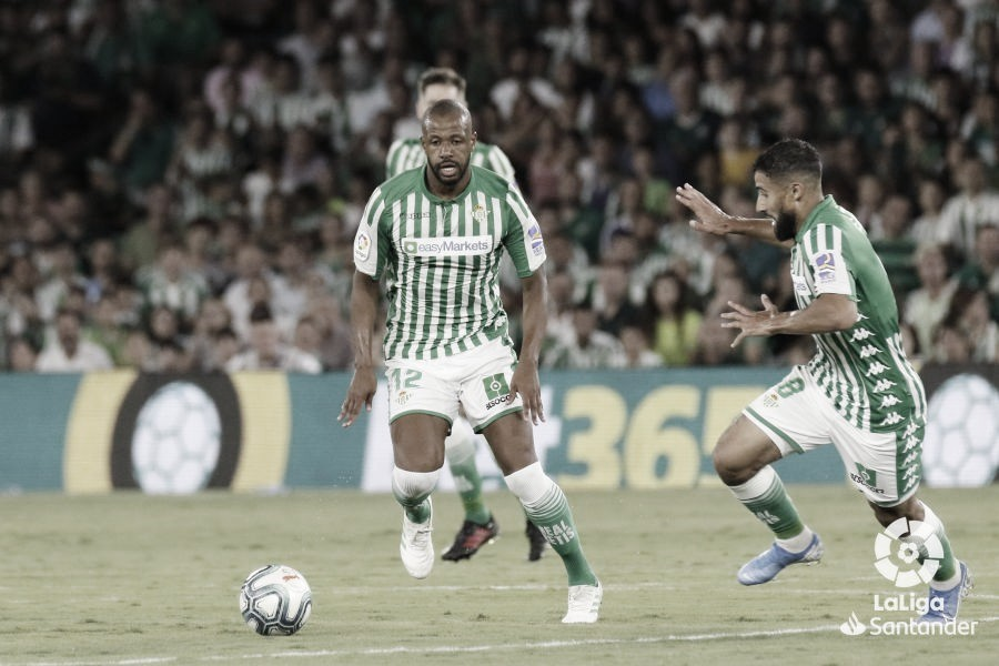 Sidnei rescinde su contrato con el Real Betis