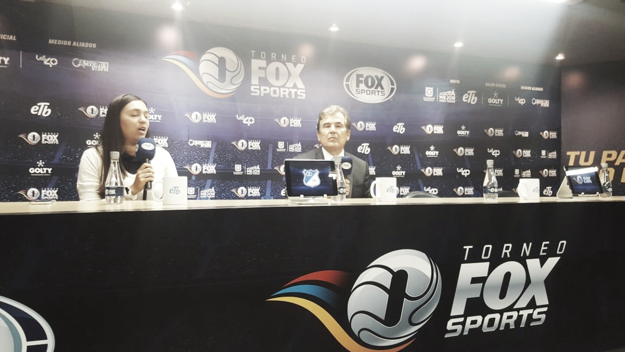 """Jorge Luis Pinto: """"No tuvimos la precisión del primer partido"""""""
