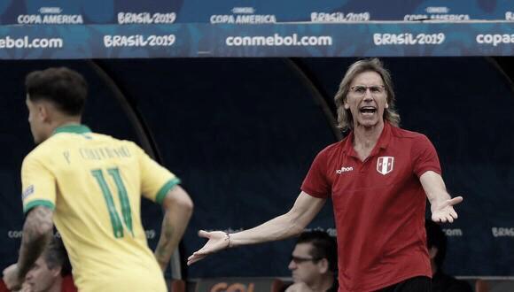 """Ricardo Gareca: """"Más allá de favoritismos, todas las selecciones tienen sus ambiciones"""""""