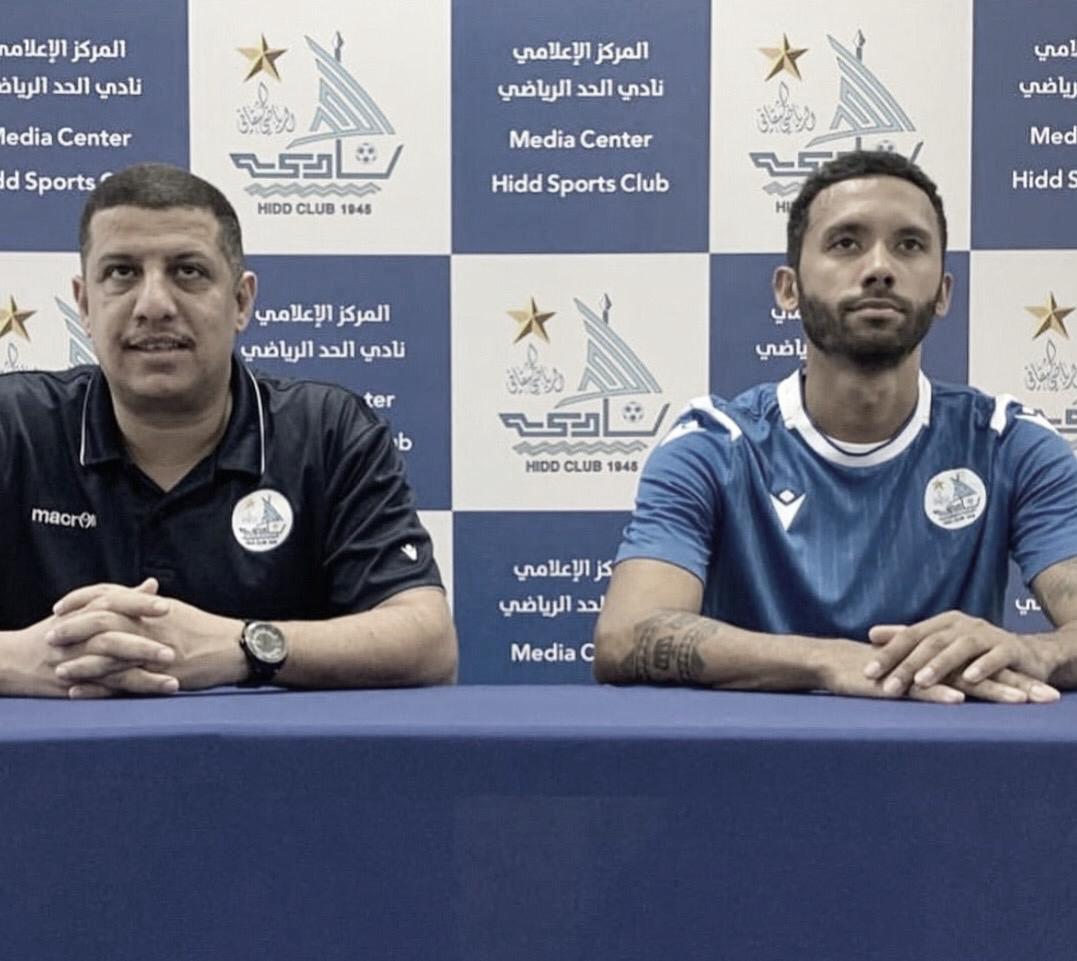 Bruno Nascimento cita atividades intensas nos treinos como motivo para Al-Hidd seguir firme na temporada