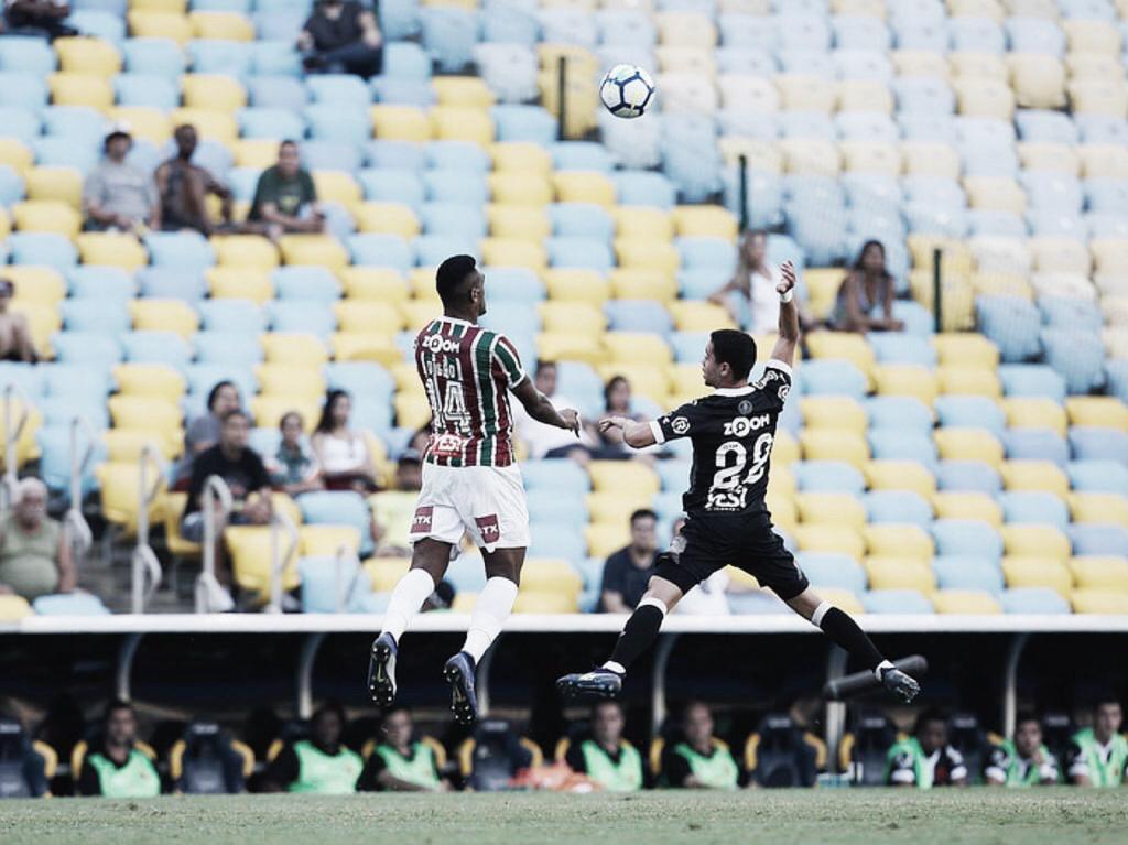 Vasco e Fluminense se enfrentam em Brasília por liderança e vantagem nas semifinais