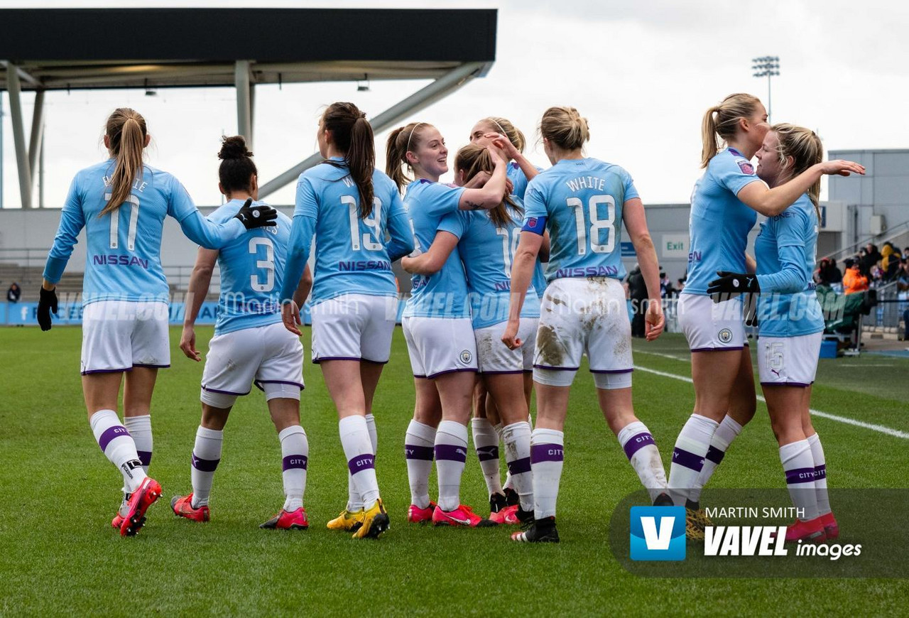 Manchester City Women 2019/20 season review: Youngsters shine as Cushing departs
