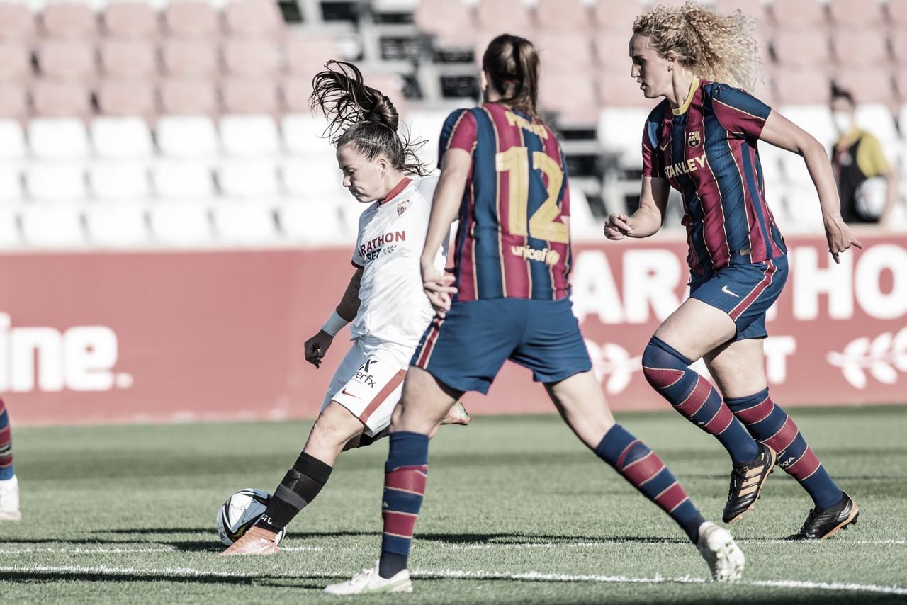 Un Barcelona muy superior en la segunda mitad