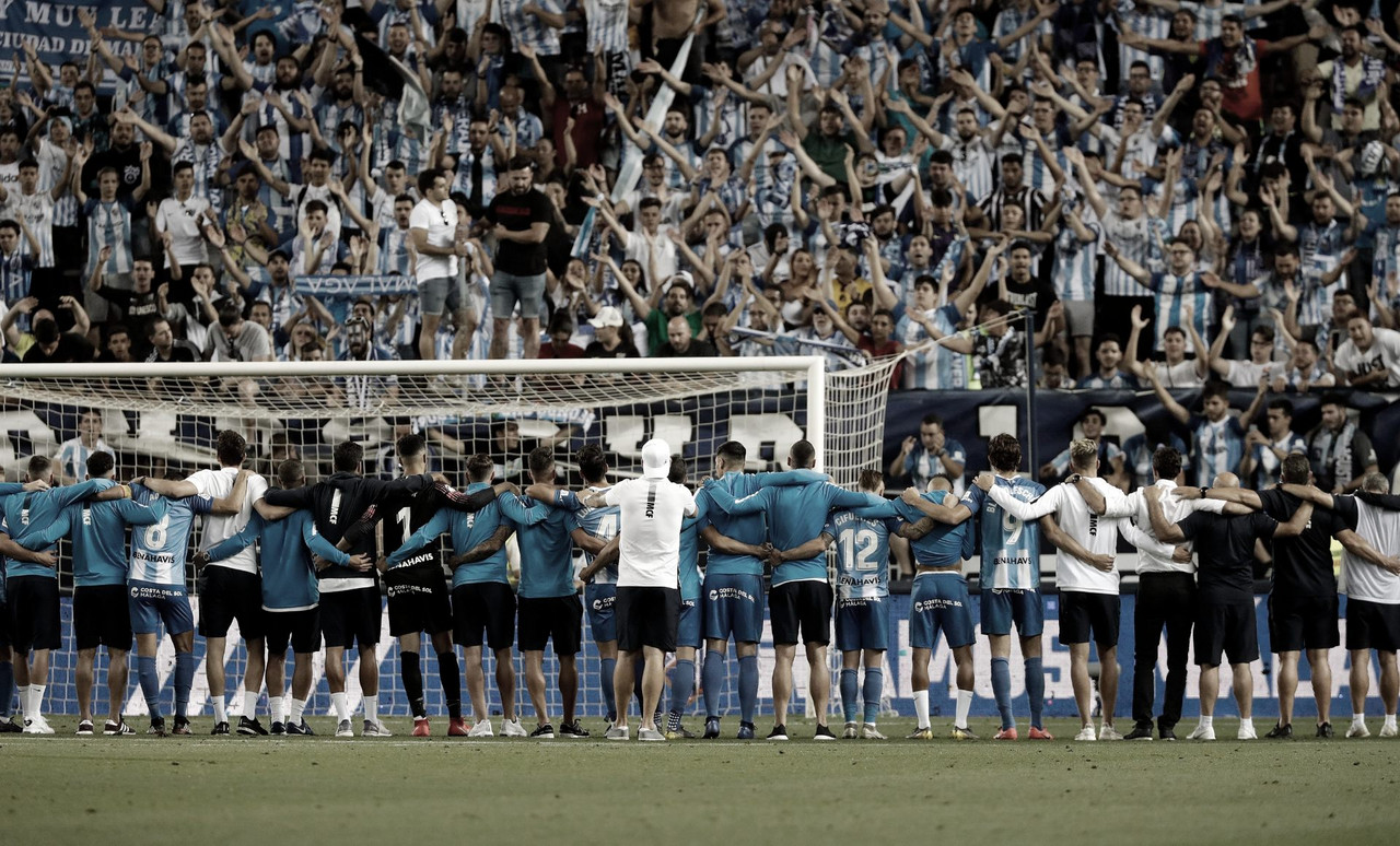 Resumen temporada Málaga CF 18/19: no pudo ser