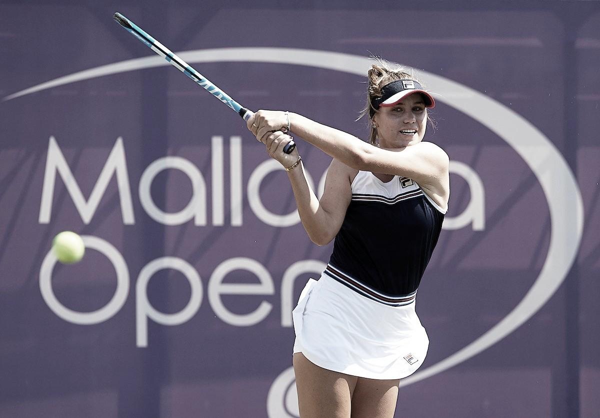 Kenin salva match points, bate Bencic de virada e fica com título do WTA de Mallorca