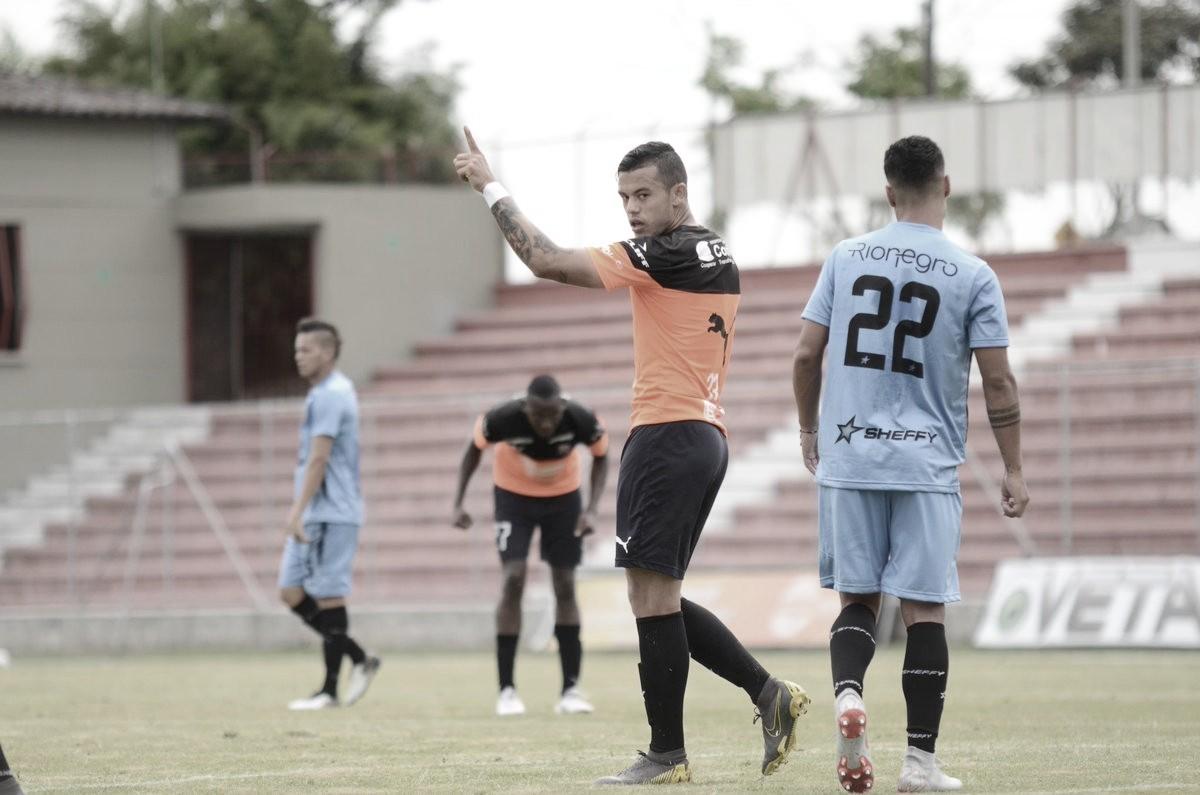 Independiente Medellín comenzó su pretemporada con victoria
