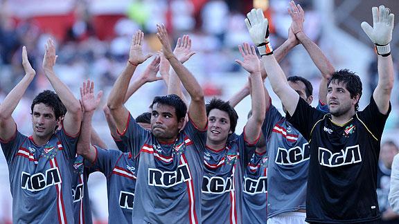 Estudiantes nuevo campeón argentino