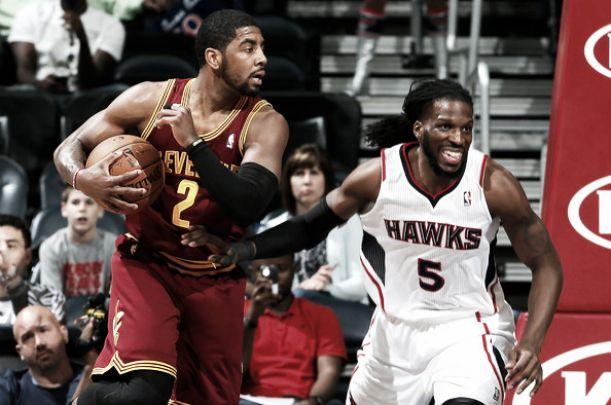 Irving y Carroll son duda para el Game 2