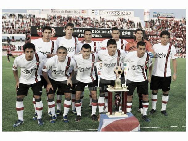 Colón de Santa Fe: Torneo Final 2014
