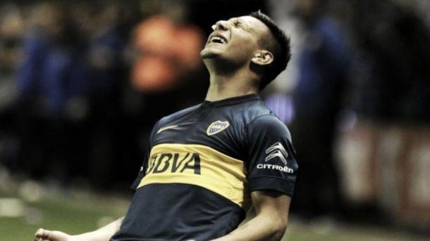 """Chávez: """"Si me toca hacerle un gol a Banfield no lo voy a gritar"""""""