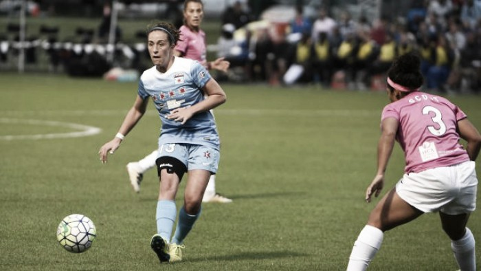 Boston Breakers acquire midfielder Amanda Da Costa