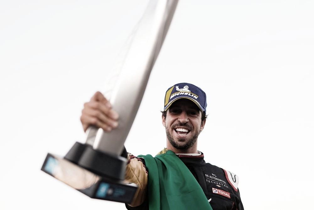 Líder isolado na Fórmula E, Da Costa espera evolução dos rivais na reta final do campeonato