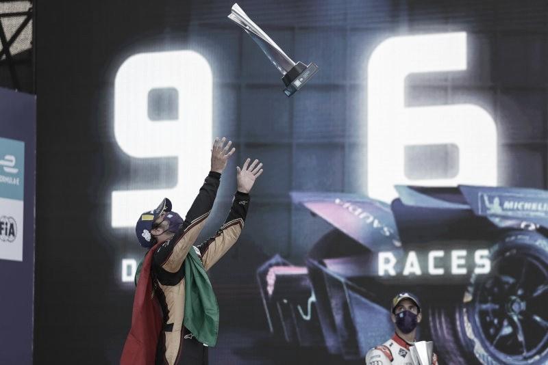 Da Costa vence a terceira consecutiva na Fórmula E e dispara na liderança