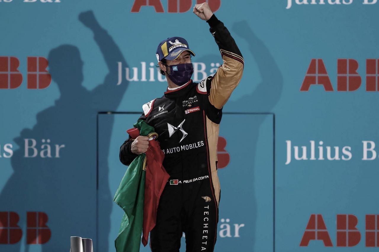Da Costa termina quarto eprix de Berlim em segundo e é campeão da sexta temporada da Fórmula E